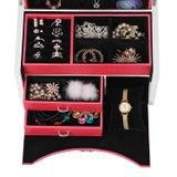 Cutie de bijuterii Celeste