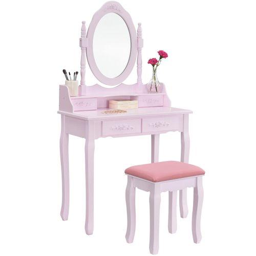 """Masă de toaletă Marie """"Pink"""" Thérése"""